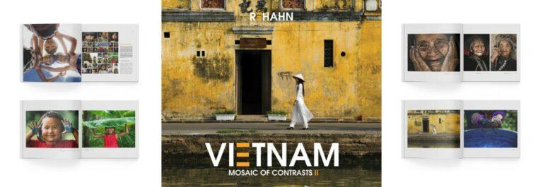VIETNAM,-MOSAIC-OF-CONTRAST-II - BOOK