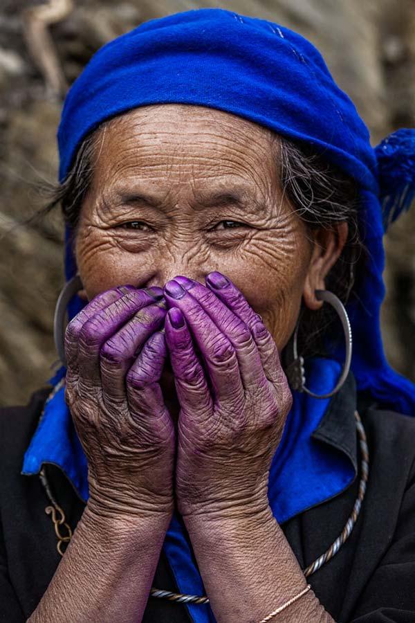 Indigo Vietnam by Rehahn