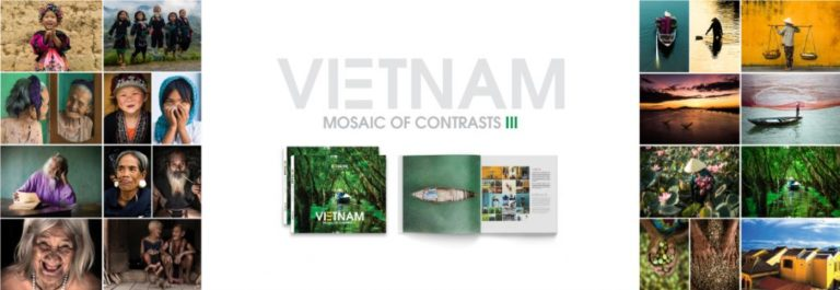 VIETNAM,-MOSAIC-OF-CONTRAST-III - BOOK - REHAHN