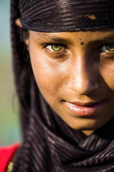 Indian Girl - Rehahn Photography
