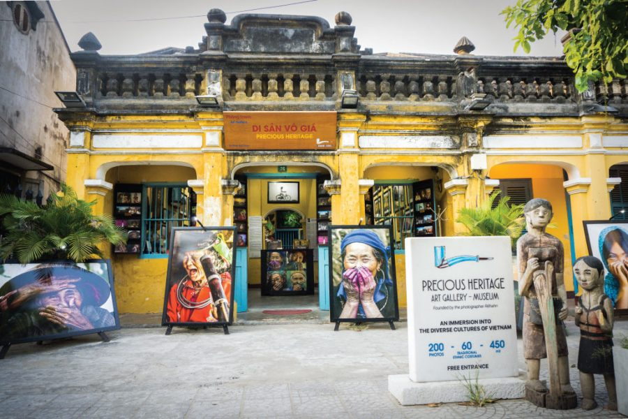 ▲ The Precious Heritage Museum in Hoi An