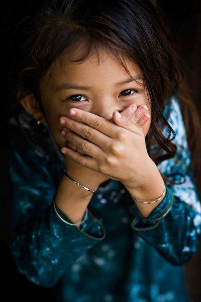 Hidden Smile Collection rehahn vietnam portraits photograph