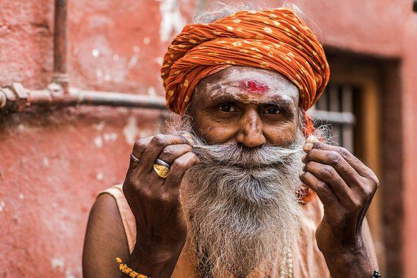 portraits varanasi india photograph rehahn
